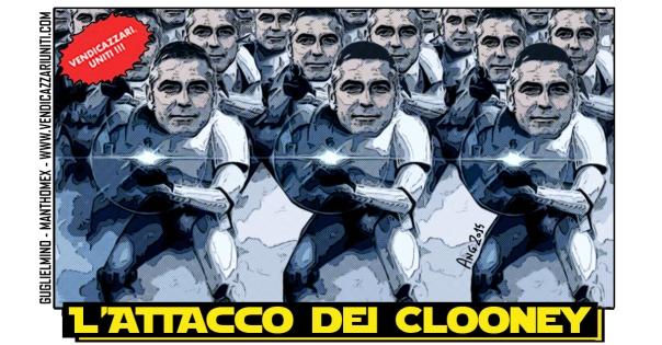L'attacco dei Clooney