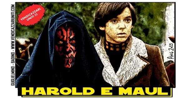 Harold e Maul