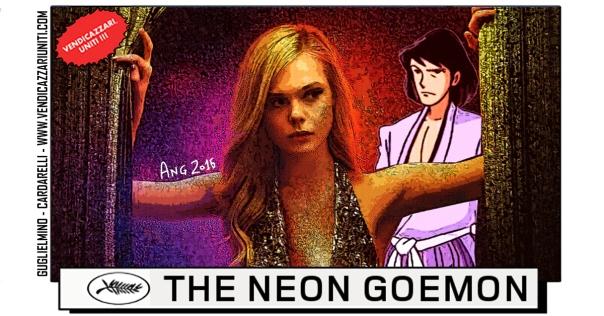 The Neon Goemon