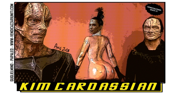 Kim Cardassian
