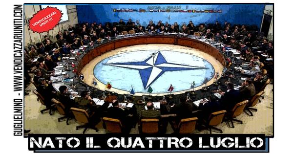 NATO IL QUATTRO LUGLIO