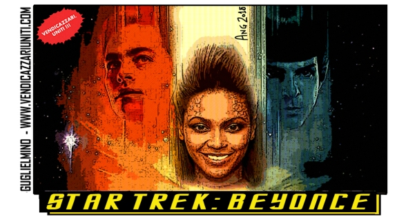 Star Trek Beyonce