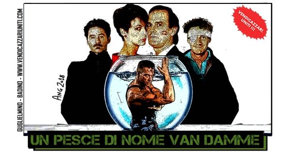 Un pesce di nome Van Damme