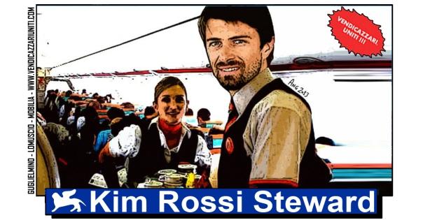 Kim Rossi Steward