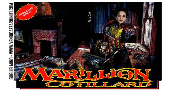 Marillion Cotillard