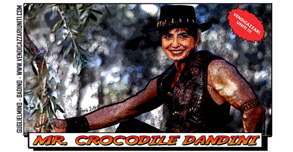 Mr. Crocodile Dandini