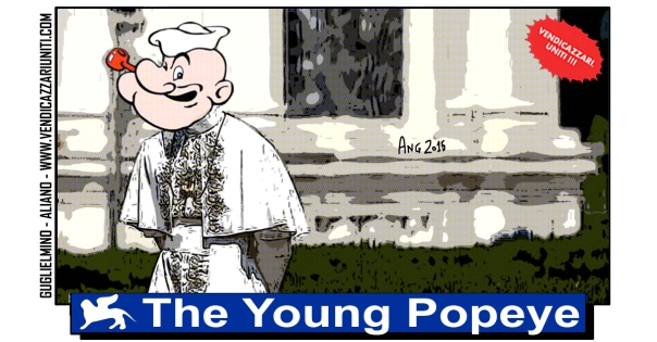 The Young Popeye