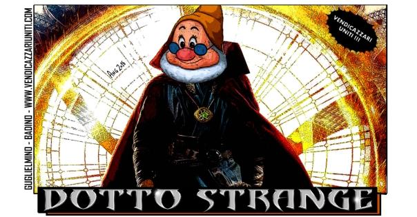 Dotto Strange
