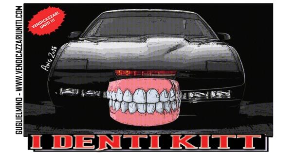 I denti KITT