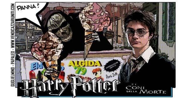 Harry Potter e i coni della Morte