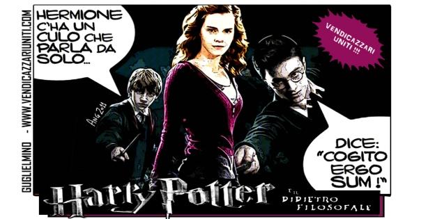 Harry Potter e il didietro filosofale
