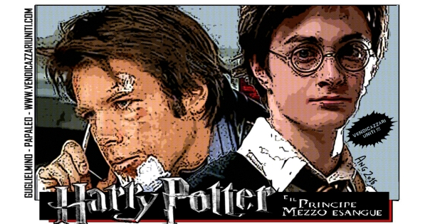 Harry Potter e il Principe Mezzo Esangue
