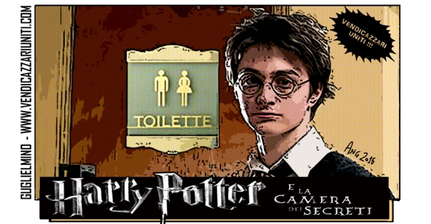 Harry Potter e la camera dei secreti