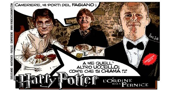 Harry Potter e l'ordine della Pernice