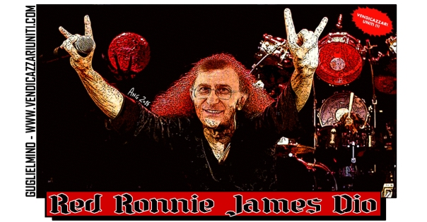 Red Ronnie James Dio