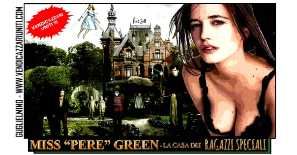 Miss Pere Green