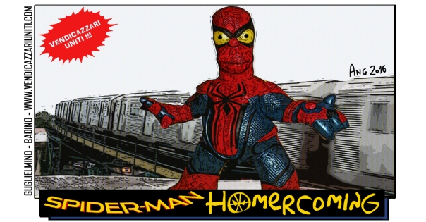 Spider-Man Homercoming