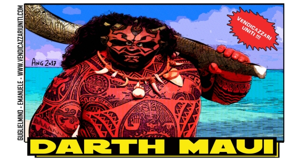 Darth Maui