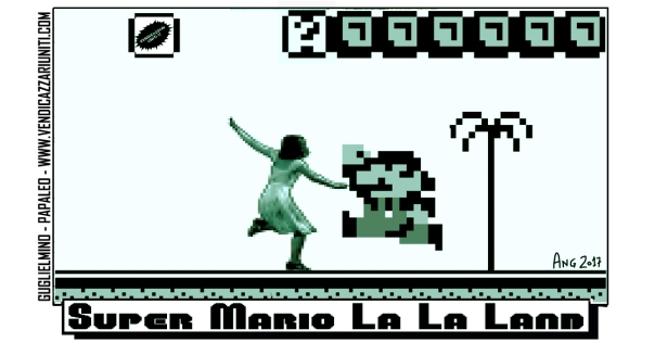Super Mario La La Land
