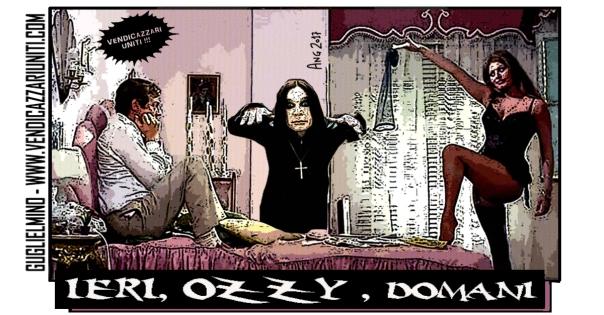 Ieri, Ozzy, domani