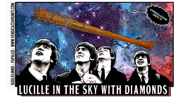 Lucille in the sky with diamonds
