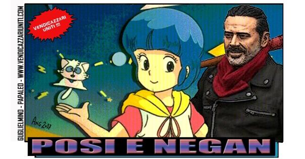 Posi e Negan