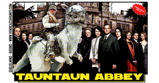 Tauntaun Abbey