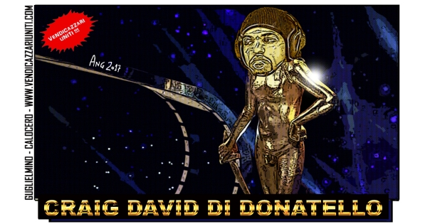 Craig David di Donatello