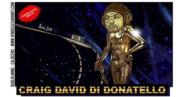 Craig David di Donatello