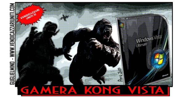 Gamera Kong Vista
