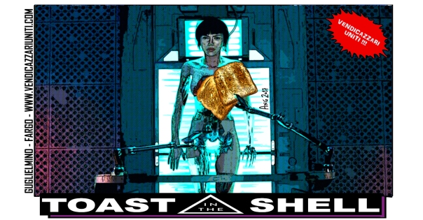 Toast in the Shell