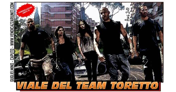 Viale del Team Toretto