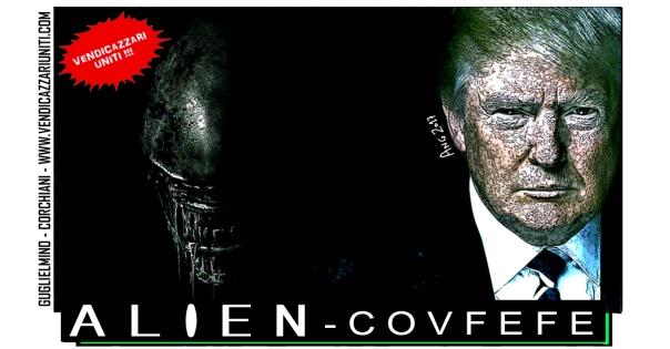 Alien - Covfefe