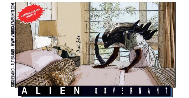 Alien Governant