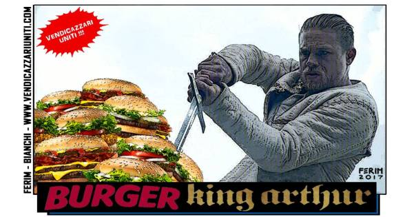 Burger King Arthur