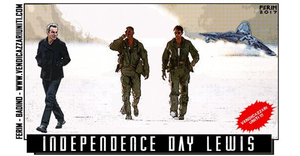 Independence Day Lewis