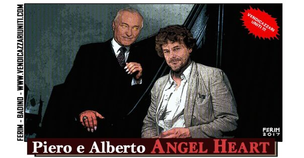 Piero e Alberto Angel Heart