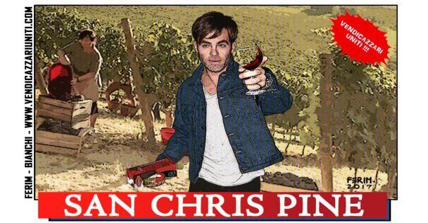 San Chris Pine