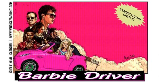 Barbie Driver