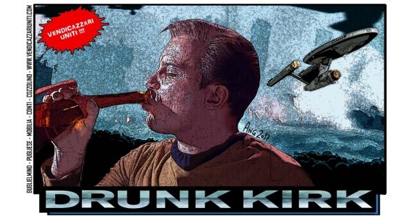 Drunk Kirk