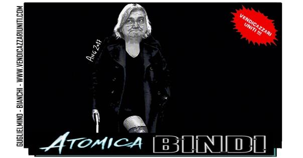 Atomica Bindi