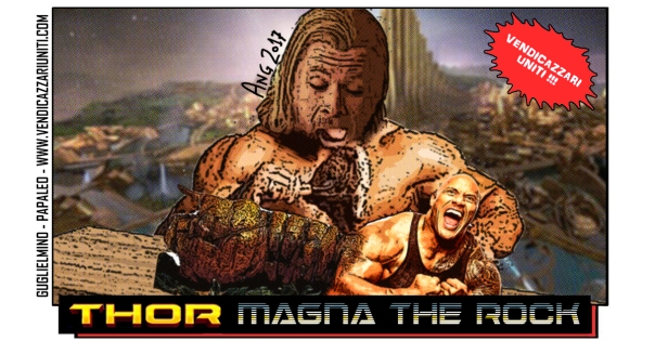 Thor magna the Rock