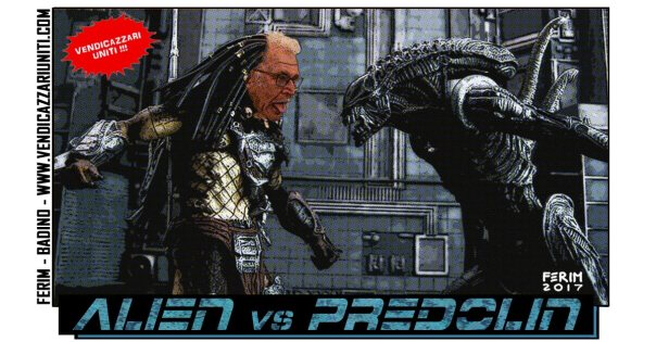 Alien vs Predolin