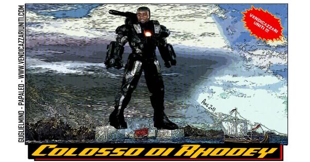 Colosso di Rhodey