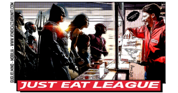 Just Eat League