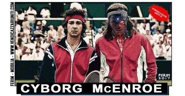 CyBorg McEnroe