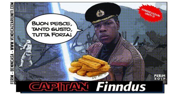 Capitan Finndus