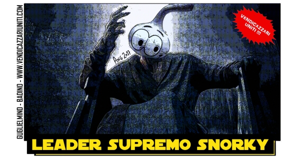 Leader Supremo Snorky