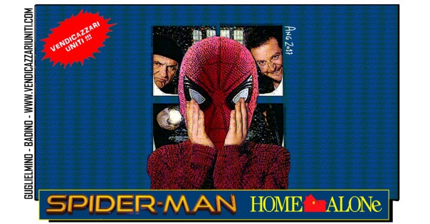 SpiderMan Homealone
