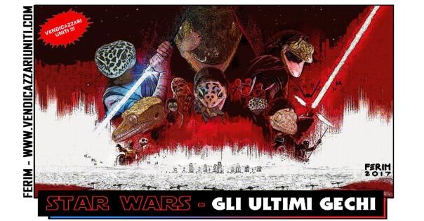 Star Wars - Gli ultimi Gechi